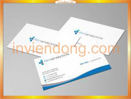 In giá rẻ Hà Nội! - In tờ rơi, Kẹp file, Name card, Catalogue, In Decan
