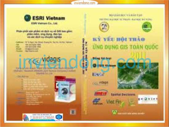 Địa chỉ in kỷ yếu tại Hà Nội -ĐT: 0904242374
