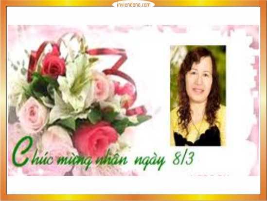 Địa chỉ in thiếp mừng 8/ 3 nhanh, rẻ đẹp tại Hà Nội -ĐT: 0904242374