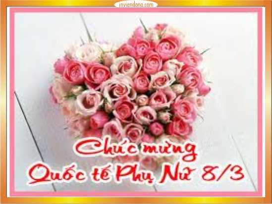 Địa chỉ in thiếp mừng mùng 8-3 tại Hà Nội -ĐT: 0904242374