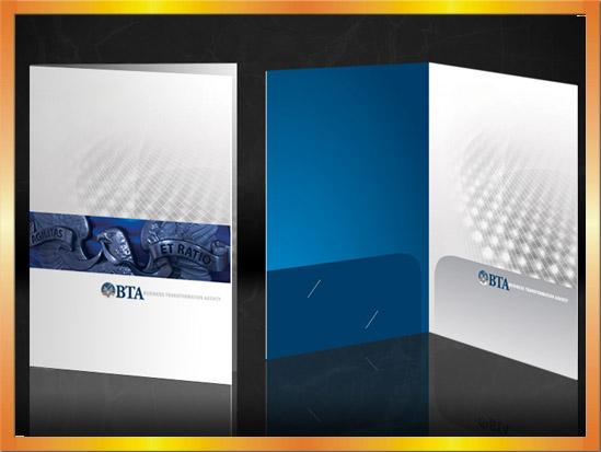 Địa chỉ Xưởng chuyên thiết kế và in Folder tại Hà Nội