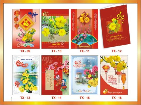 Địa chỉ in thiệp xuân tại Hà Nội – ĐT: 0904. 242 374