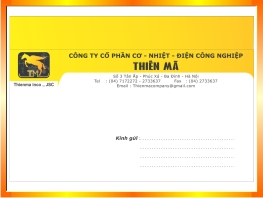 Công ty in phong bì thư nhanh, rẻ đẹp tại Hà Nội -ĐT: 0904242374
