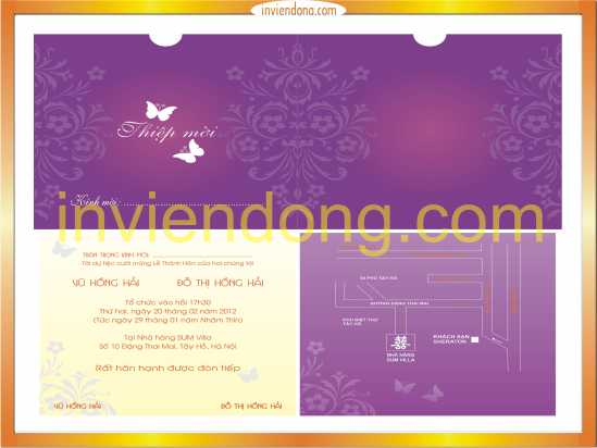 In thiệp cưới lấy ngay tại Hà Nội -ĐT: 0904242374