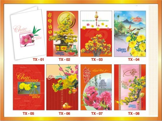 Xưởng in thiệp năm mới tại Hà Nội -ĐT: 0904242374